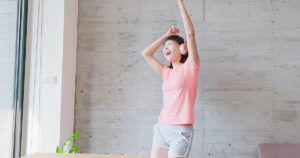 Dance, walk and move for a healthy body and mind